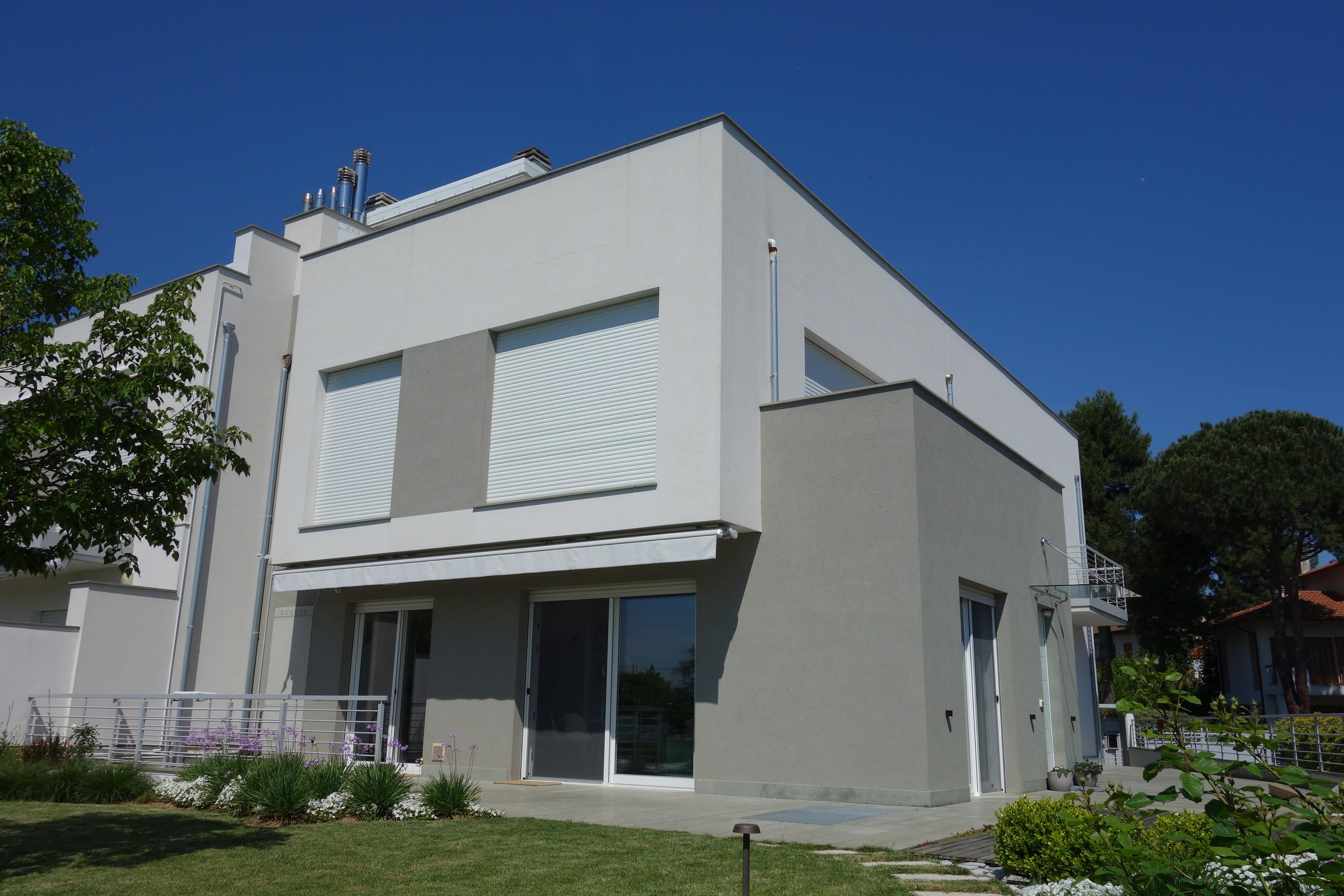 Villa mtd02 versione b marco theseider dupr - B b le finestre sul centro jesi an ...